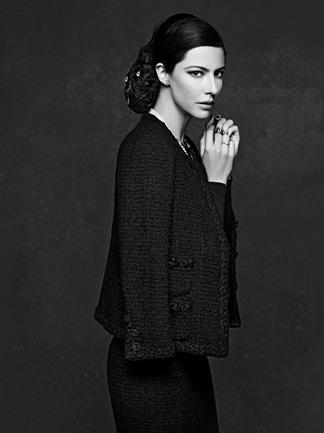 Une petite veste noire